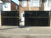 Gates, Railings, Hand Rails and All Types of Wrought Iron Work, Made-to-Measure, Hand Made, Repairs