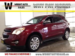 2010 Chevrolet Equinox LTZ| AWD| LEATHER| BLUETOOTH| HEATED SEAT
