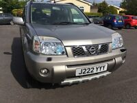 Nissan XTrail Aventura fully loaded