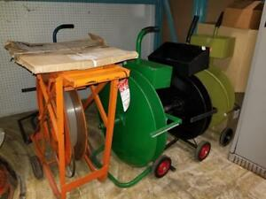 Strapping Carts - Only $99!