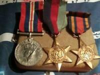 1939 1945 war medals