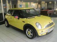 MINI HATCHBACK 1.4 One D [88] (yellow) 2006