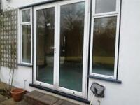 Double glazed external door - good condition, must go!
