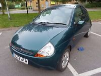 Ka Luxury 12 month MOT and Low Mileage excellent first car