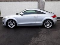 AUDI TT COUPE 2.0T, 69K MILES, 1 FULL YEAR MOT! PRICE NEGOTIABLE - 190 BHP, 37 MPG COMBINED***