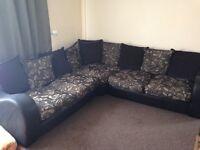SCS corner Sofa
