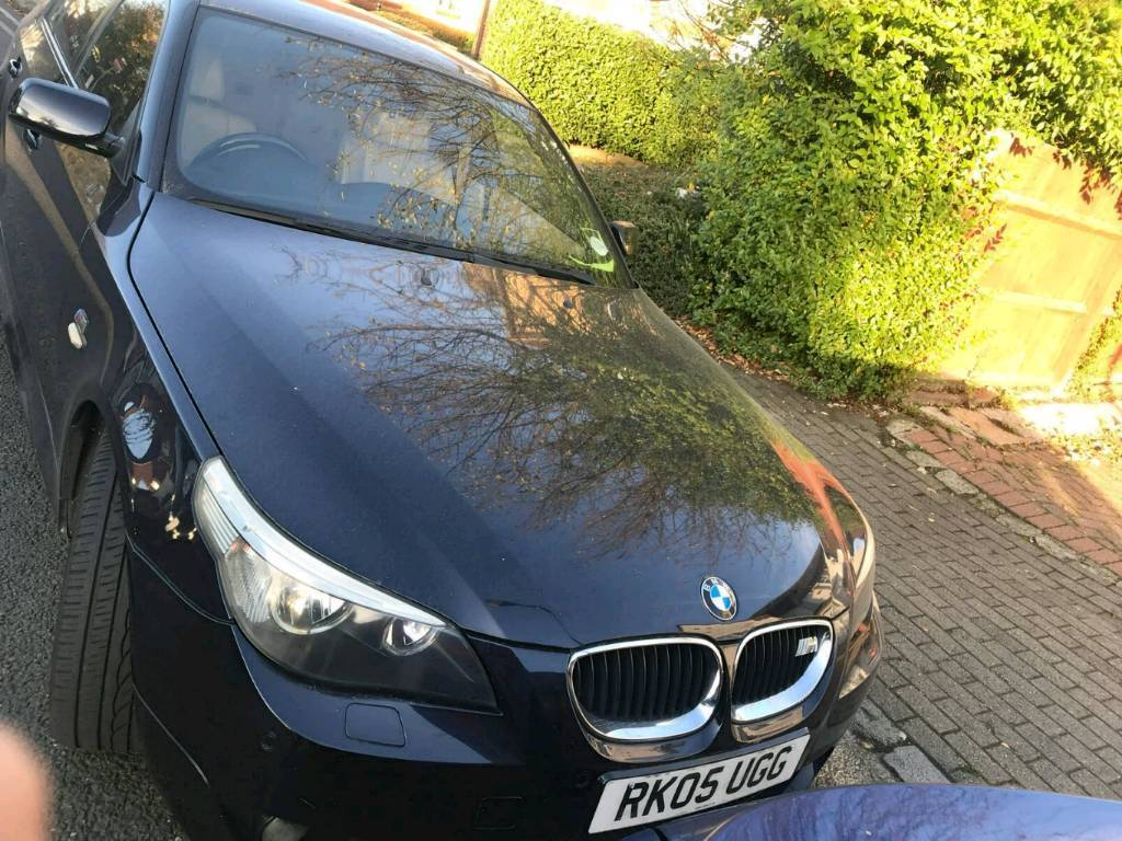 BMW 5 Series 2.5 525d Sport Saloon 4dr Diesel Automatic Lady Owner Full History