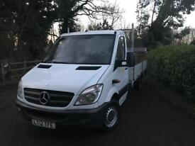 Mercedes Benz sprinter 313cdi lwb 16ft with taillift