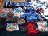 Boys Clothes bundle age 3-4 over 70 items