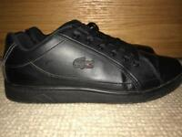 Men's Lacoste shoes