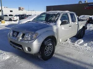 2016 Nissan Frontier SV 4X4