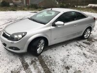 - FOR SALE: VAUXHALL ASTRA DESIGN CDTI TWINTOP - LOW MILEAGE - NEW MOT -