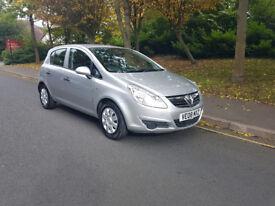 2008 Vauxhal Corsa 1.3 Cdti 16v Life (Diesel) - VERY LOW MILEAGE - 44,000 Miles