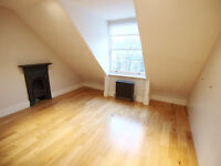 Stunning 2 bedrom flat split over the top 2 floors situated in a Victorian conversion in DraytonPark