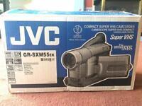 JVC GR-SXM55ek Super VHS vides camera