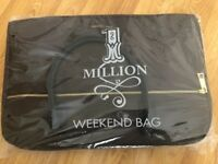 Brand new sports weekend bags