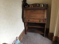 Old Oak Bureau