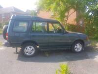 1997 Landrover Discovery 300tdi