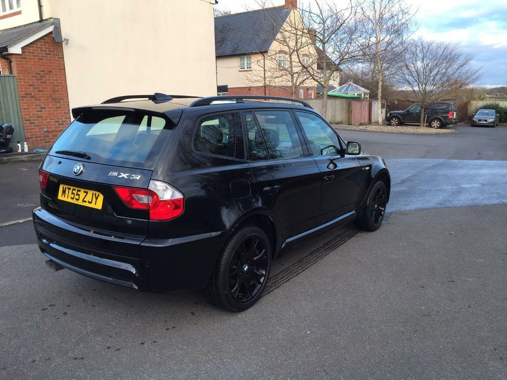 2005 bmw x3 msport auto in sturminster newton. Black Bedroom Furniture Sets. Home Design Ideas