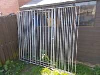 Galv Kennel panels