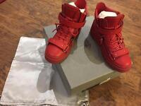 Giuseppe Zanotti Red Sneakers