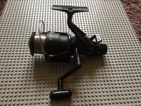 Shimano baitrunner reel, carp/pike fishing