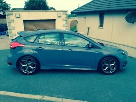 Ford Focus St-3 in Stealth Grey for sale.