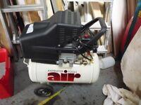 axminster air compressor