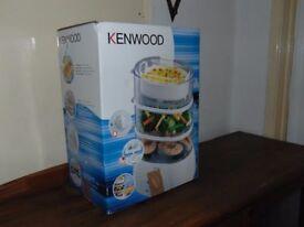 Kenwood food steamer three tier