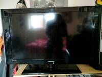 """Samsung 37"""" LCD TV Spares or repairs"""