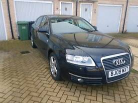Audi a6 c6 salon 2.0 tdi (swap)
