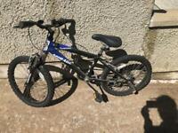 """Two 20"""" kids bikes"""