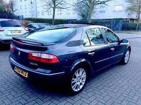 2002 (02) Renault Laguna Executive 2.0i Xenon's Leather