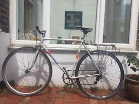 Peugeot Bike: Nice frame, good condition