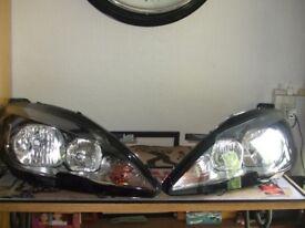 Peugeot 308 Headlamps 2014