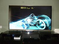 Panasonic TX-55AS650B 55 series LED 3D TV