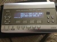 boss Digital Recorder micro br 4 Track Four Mp3 Guitar free post