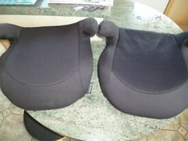 Pair of Baby Weavers Child Car Booster Seats