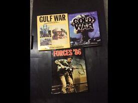 X3 War Books