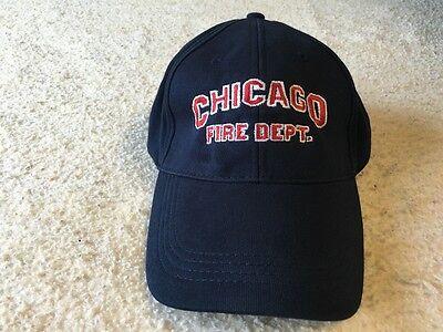 Chicago Fire Dept. Hat