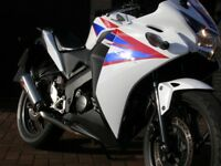 HONDA CBR125R-C - WHITE TRICOLOUR. BIG BIKE IN GREAT CONDITION.