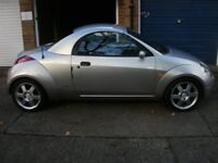 REDUCED FORD KA STREET CAR PININI DESIGN HARD TOP AND SOFT TOP