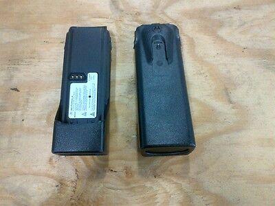 Motorola Oem Ntn9177a Aa Disposable Clamshell Battery For Xts3000 Xts5000 Radio