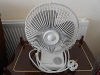 "7""Oscillating Fan"