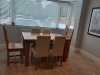 6 Dining Chairs for sale.