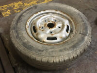 """16"""" Ford Transit wheel with tyre - £25 or offers"""