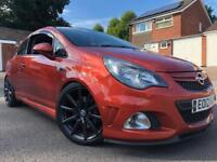 Vauxhall Corsa 2012 1.6turbo VXR Nurburgring Edition #447 may swap px