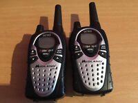 For Sale Midlands GXT600 walkie-talkies Spares/Repairs