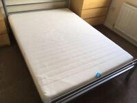 IKEA Mattress MALFORS Firm - Foam mattress standard double