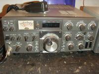 Kenwood 530 hf radio